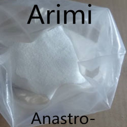 D'approvisionnement médical Arimid Anastr poudre brute chimiques pharmaceutiques