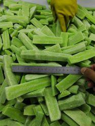 El verde de alta calidad Forzen verduras frescas de lechuga