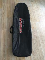 Borsa portatile impermeabile resistente ad alta densità per tavole da surf con cinghia