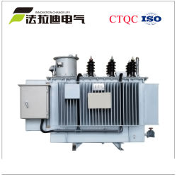 1500 kVA Dreiphasiger Spannungsregler mit Polmontage