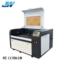 80W/acrylique machine de découpage à gravure laser pour le bois de bambou