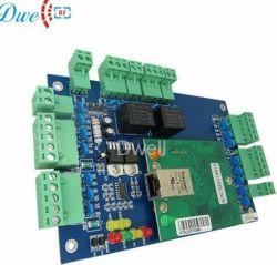 TCP/IP 네트워크 이중 도어 액세스 컨트롤러(무선 및 26 액세스 포함 제어 시스템