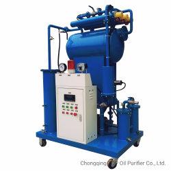 Apparatuur van de Zuiveringsinstallatie van de Olie van de Transformator van het Type van onderhoud de Vrije Draagbare