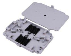 Los núcleos de 12/24 de la bandeja de empalmes utilizados en el cuadro de distribución Patch Panel ODF Box