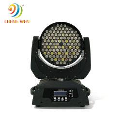 Efeito de arco-íris RGB LED PCS 108Lavar a cabeça móvel Bar/Noite Culb/Luz de terceiros