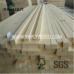 Pegamento de melamina mayorista de construcción de madera de pino LVL