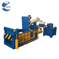 油圧リサイクルの屑鉄の梱包機の圧縮機械機械