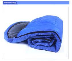 冬の屋外のキャンプテント携帯用軽量ポリエステル寝袋