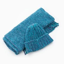 Cappello lavorato a maglia Chenille di disegno di modo delle donne