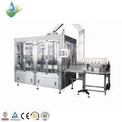 Frasco de vidro cerveja/vinho máquina de engarrafamento/máquina de embalagem/Solução completo da garrafa de vidro Purificador de Água da Linha de Enchimento/Vinho Carbonatadas Máquina de engarrafamento