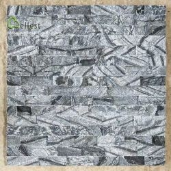 Grano di legno antico dell'impiallacciatura di marmo della sporgenza M711