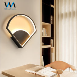 Личности акриловый Светильник рассеянного света для использования внутри помещений LED лестницы настенный светильник