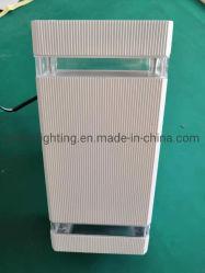 Weißes quadratisches Auf-/Ab-Wand-Licht 3000K des Gehäuse-LED wärmen weiße im Freienled-Wand-Montierungs-Lampe