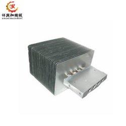 OEM анодированный алюминиевый низкого давления литой детали радиатора освещения