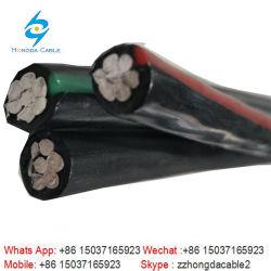 3*16 ABC 알루미늄 케이블 XLPE/PE/PVC/HDPE/MDPE/LDPE