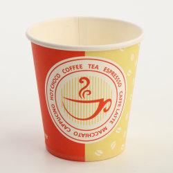 Einweg-Papierbecher für kaltes Getränk für Kaffee
