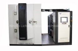 PVD negro oscuro vacío/máquina de equipos de la planta de revestimiento de metal Arc Spray fábrica china