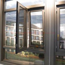 フォーシャンの工場グリルデザイン粉はオーストラリアのSubframeとアルミニウム傾き及び回転Windowsに塗った