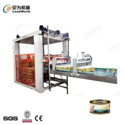 Maquinaria de procesamiento de alimentos para la carne /alimentos cocidos/deli/comida enlatada para PET