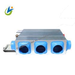 Ce certificat de type horizontal personnalisé dissimulé l'unité de bobine / de l'air du ventilateur de boîte de retour