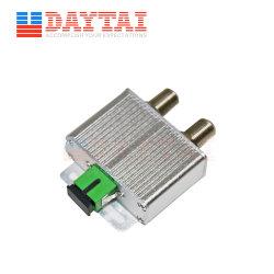 2-полосные пассивные сетей FTTH Одномодовый оптоволоконный кабель для цифрового ТВ приемника