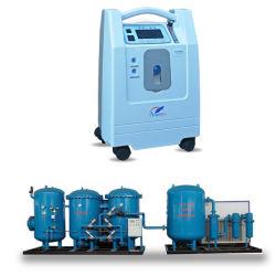 De draagbare Concentrator van de Zuurstof van de Gezondheidszorg engel-5s voor Reis/Huis