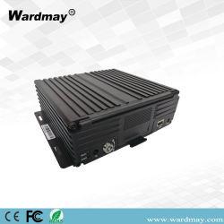 Mdvr 1개의 지원 1CH Ipc 및 HDD 저장에서 보편적인 차량 사진기 8chs H. 264 1080n HD 4