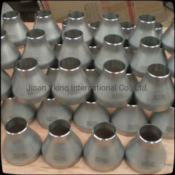 Dn100*40 Sch10s SS 304 316 321 accesorios de tubería con reductor reductor de la ECC