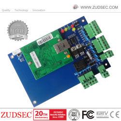 TCP/IP único inteligente sistema de control de acceso a la puerta con lector de tarjetas RFID