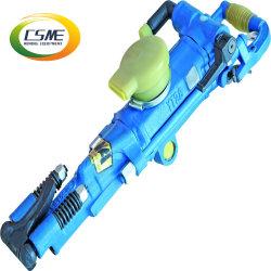 Faible bruit puissant marteau perforateur pneumatique yt28