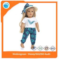 Custom 18'' американской кукла пластмассовых кукол черных африканцев куклы для детей