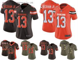 13 Beckham Jr por grosso bordados de poliéster de alta qualidade para vestuário de Futebol Feminino