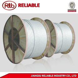 Draad van het Staal van het aluminium de Beklede (ACS/AW)