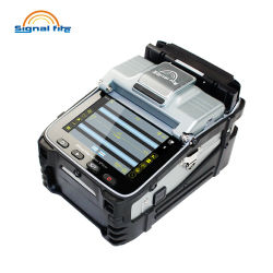 Оптоволоконный склейки машины Sm&мм автоматический FTTH оптоволокно Fusion Splicer