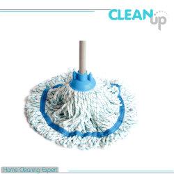 قابل للغسل بيتيّة تنظيف ريش [ميكروفيبر] ممسحة رأس/ممسحة مع امتصاص عامّة