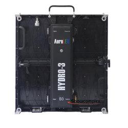 500 x 500mm vidéo Panneau affichage LED conçus pour les exigences élevées de la location de plein air avec modules magnétique pour faciliter l'avant peut être réparée