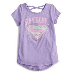 도매 아동복 귀여운 소녀 티셔츠