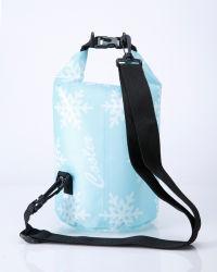 5L открытый поездки флуоресцентный водонепроницаемый мешок