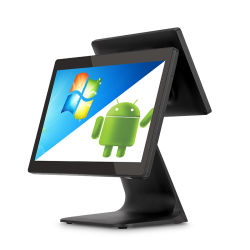Gaststätte-Supermarkt-Windows androide Positions-preiswerte elektronische Registrierkasse