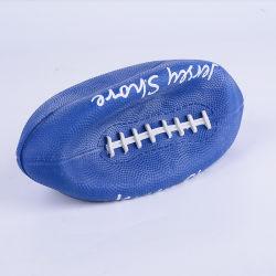 Deep Blue Rugby Ball juego para el deporte de fútbol