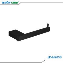 Heet Verkopend Roestvrij staal 304 van de Houder van de Closetrol van de Steen Zwart de Houder van het Toiletpapier van de Toebehoren van de Badkamers