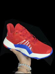2019 новых прибытия баскетбольная обувь футбол обувь спортивную обувь торговой марки обуви новый стиль повседневный мужчин работает обувь