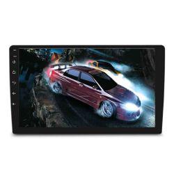 Suministro de la fábrica de 9 pulgadas del sistema Android 2DIN Enlace Espejo Ios Android Teléfono 9001 Buit en Bt de coche USB WiFi el reproductor de MP5 coche
