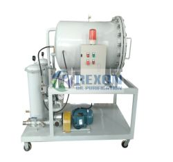 Tratamento de limpeza de óleo diesel, purificador de óleo combustível leve a máquina 3000L/H
