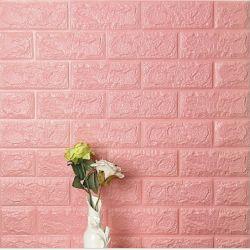 Fondo de pantalla 3D autoadhesiva Decoracion de pared paneles de plástico adhesivo de azulejo para paredes