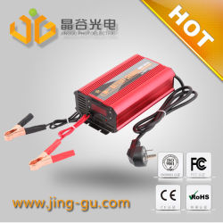 chargeur de batterie de convertisseur de puissance solaire Jgch1220 avec écran numérique