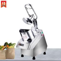 Machine de découpe de légumes/automatique de l'oignon de carotte de pommes de terre de concombre tranchage hacher découper en dés la machine de coupe