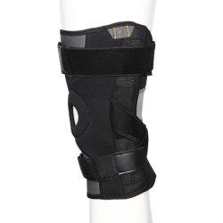 O esteio do joelho com dobradiças em neoprene suporte do joelho da Luva do joelho Kn-088