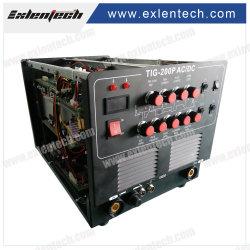DC 변환장치 두 배 성과 TIG 200p 전기 용접 장비
