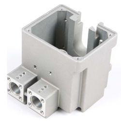 Dimensión personalizado fresadoras CNC de aluminio de alta calidad Carcasa Electrónica para dispositivos médicos